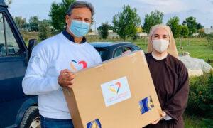 cuoreamico lecce tour solidarietà volontarie Vincenziane 1