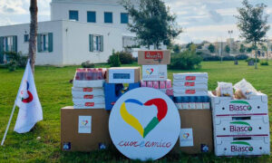 cuoreamico lecce tour solidarietà volontarie Vincenziane